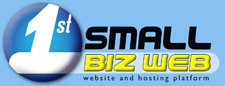 1st Small Biz Websites Homepage